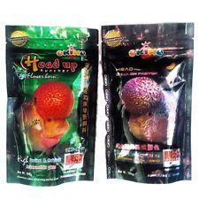 Okiko Cichlid Flowerhorn Fish Food Head Hunch Platinum Floating Pellets Set 100g