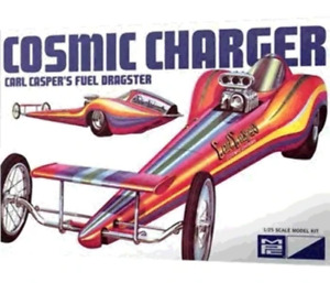 MPC826 Carl Casper's Cosmic Charger Plastic Model Kit