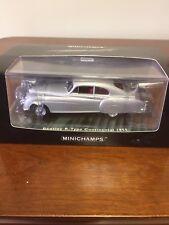 1/43 Bentley R-Type Continental (silver) 1955  Minichamps