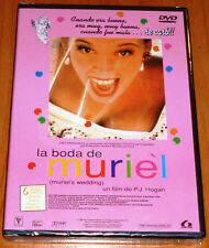 LA BODA DE MURIEL / MURIEL´S WEDDING English Español DVD R2 Precintada