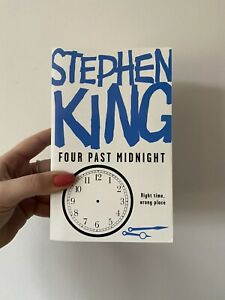 Four Past Midnight - Stephen King / Paperback **VGC Rainbow Hodder 2008!!**