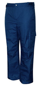 Columbia Mens Ski Snowboard Pants Bull Lake NWT Waterproof Royal Blue Large XXL