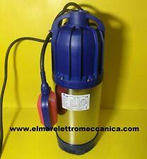 Pompa Sommersa Multistadio 1 HP 750 W Elettropompa Autoclave Pozzo Cisterna