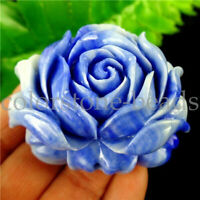 100Pcs Beautiful Tridacna Flower Carved Perforated Pendant Bead 10*8mm B9008