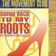Movement Club Going back to my roots-Rich in Paradise Mixes (#zyx/sf.. [Maxi-CD]