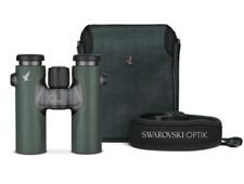 NUOVO Swarovski CL Companion fieldpro 10x30 B Binocoli Verdi selvatici natura Kit UK