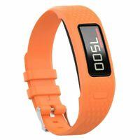 Replacement Watch Band Wrist Strap Bracelet for Garmin VivoFit 2 / 1 Silicone MS
