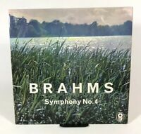 Brahms - Symphony No. 4 - Vinyl Record Album LP 33RPM