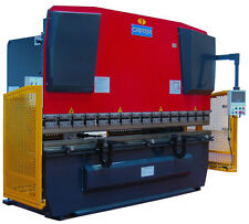 Brand New CARTER 3200mm x 125ton 5 Axis CNC Press Brake