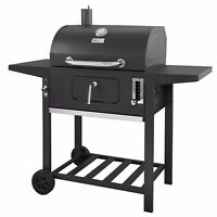 *PICK UP ONLY IN GA*Royal Gourmet  CD1824A 24'' BBQ Charcoal Grill Side Table