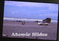 1963 35mm  Photo slide  Car automobile  Oregon OR