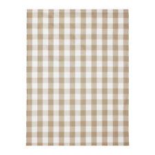 Rideaux beiges en ruban plat pour plis pour la maison