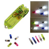 45LM 2 Modes Mini USB LED Flashlight Rechargeable Key Chain Torch Light Lamp