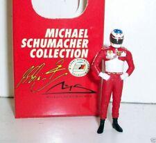 MINICHAMPS 1/43 SCALE - 510 343705 MICHAEL SCHUMACHER 1997 - F1 FIGURINE