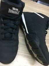 LONSDALE HIGHTOP TRAINERS  9  HARDLY WORN