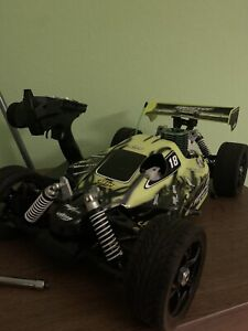 TOP - RC Buggy Carson Specter Two Sport V21 4 WD Nitro Verbrenner  1:8