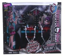 Nouveau Officiel Monster High Coiffeuse frights camera action scaremester