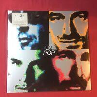U2 > POP, German Pressing,Vinyl, LP, Album, Reissue, Remastered,180g (MINT) Copy