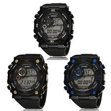 OHSEN Mens Womens Digital Military Calendar Sport Chronograph Watch Quartz