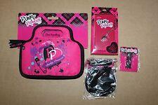 Punky Princess Chic Handbag Carry Case For Nintendo DSi & 3DS GIFT PACK