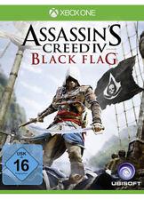 Assassin's Creed 4 Black Flag XBOX ONE Konsole AC IV Download Code CD Key [EU]