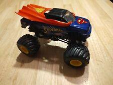Hot Wheels Monster Jam Superman Monster Truck 1:24