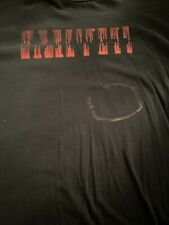 Nine Inch Nails With Teeth Tour 2006 T-shirt L Pre Owned