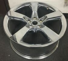 10 11 CHEVY CAMARO 20x9 REAR 5 X 4.75 chrome WHEEL RIM 5446 92230893 92230895