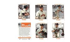 BRYCE HARPER 2011 5-Card Hagerstown Suns Pro Debut Rookie COMPLETE SET 5 RCs
