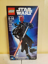 NEW LEGO Star Wars Darth Maul 75537 104 Pieces Buildable Figures