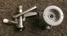 More details for sankey / s type keg coupler and cleaning socket with push  fits fitted