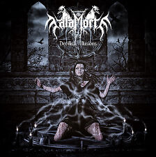 "Malamorte ""Devilish Illusions"" Black/Heavy (King Diamond-Inquisition)"