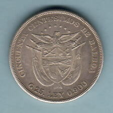 Panama. 1905 50 Cents.. Part Lustre - aEF