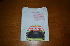Vodafone McLaren Mercedes PEREZ-Helm T-Shirt , Gr. 3XL – NEU+OVP