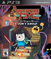 Adventure Time: Explore the Dungeon Because I Don't Know PS3