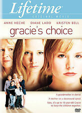 Gracie's Choice: Anne Heche, Diane Ladd,  Kristen Bell (DVD) NEW!