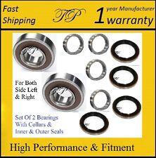 Toyota Tacoma 1995-2000  T100 1995-98 Rear Axle Wheel Bearing & Seals (W/ ABS) 2