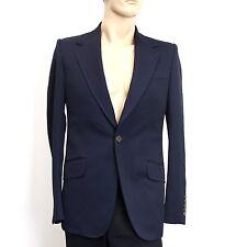 $1650 New Authentic GUCCI Mens Wool Coat Jacket Blazer EU 48R/US 38R 268782