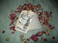 Love Bath Sachet VERY POWERFUL! wiccan, pagan, witch