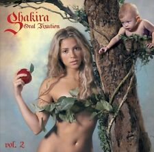 SHAKIRA Oral Fixation Vol 2 CD BRAND NEW