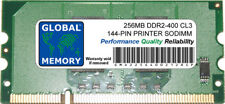 256MB DDR2 144-PIN PRINTER RAM (CC415A, CLP-MEM202, 311-9272, CB423A, MDDR2-256)
