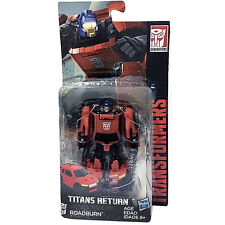 Transformers Generations Titans Return Wave 4 Legend Class # Roadburn NEW