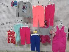 12 TODDLER GIRLS 18-24 MONTHS CLOTHING WONDERS KIDS LOTS PANTS DRESS JOE BOXER