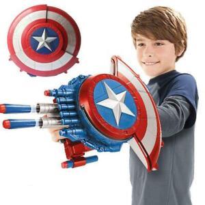 Marvel Captain America Civil War Shooting Shield Toy Avengers 39