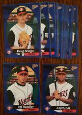 1999 Cedar Rapids Kernels Complete 34-Card Set (Anaheim Angels A Club)Greg Jones