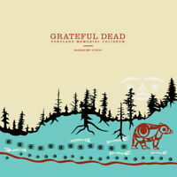 Portland Memorial Coliseum Grateful Dead (Vinyl, Sep-2018, 6 Discs, Rhino