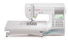 SINGER 9960 Quantum Stylist 600-Stitch Computerized Sewing Machine with Extensio