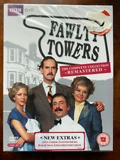 Fawlty Towers The Complete Series 1 and 2 John Cleese Region 4 DVD