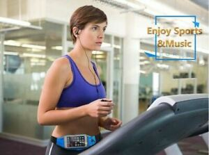 Waterproof Sports Running Gym Jogging Adjustable Waist Belt Bag for iPhone