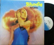 "BLONDIE ~ Atomic ~ 12"" Single PS"
